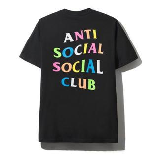 アンチ(ANTI)のASSC LOGO TEE   color:ブラック(Tシャツ/カットソー(半袖/袖なし))