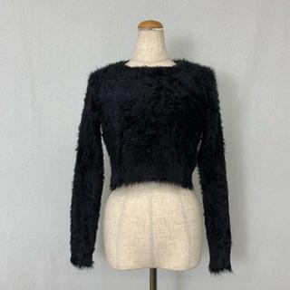 ●S419 used moko2 knit tops(ニット/セーター)