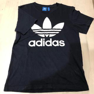 アディダス(adidas)のadidas ロゴTシャツ(Tシャツ(半袖/袖なし))