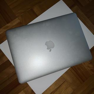 マック(Mac (Apple))のMac Book air 2018(PC周辺機器)
