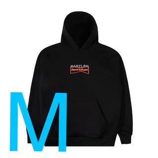バビロン(BABYLONE)のBabylon x Wasted Youth パーカー M  hoodie(パーカー)