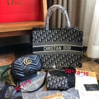 Christian Dior - Dior  ショルダーバッグ トートバッグ