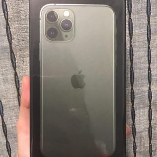 Apple - 香港版・新品 iPhone 11 Pro 256GB ミッドナイトグリーン