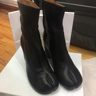 マルタンマルジェラ(Maison Martin Margiela)のMasion Margielaメゾン マルジェラ ブーツ足袋(ローファー/革靴)
