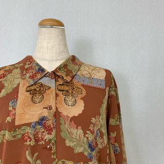 ●S425 used shirt(シャツ/ブラウス(長袖/七分))