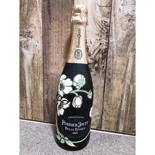 エポック(EPOCH)の超希少!送料込!ペリエ・ジュエ・ベル・エポック2008 750ml(シャンパン/スパークリングワイン)