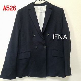 イエナ(IENA)のA526♡IENA ジャケット(テーラードジャケット)