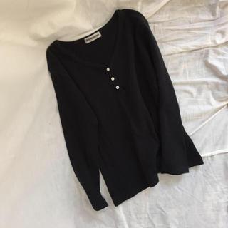 Lochie - vintage tops black
