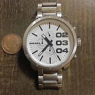 DIESEL - DIESEL chronograph 腕時計