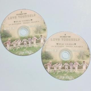防弾少年団(BTS) - BTS🐤NEW❕❕サウジアラビアLIVE❕❕2枚組DVD🐤日本語字幕付き✨✨
