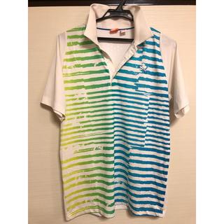 プーマ(PUMA)のポロシャツ PUMA 白(ポロシャツ)