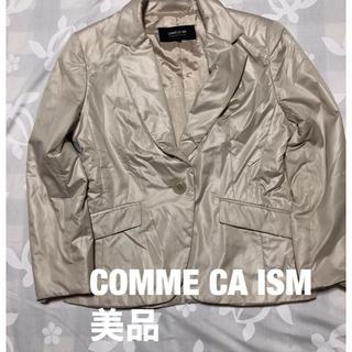 コムサイズム(COMME CA ISM)のコムサ  ジャケット 美品(テーラードジャケット)