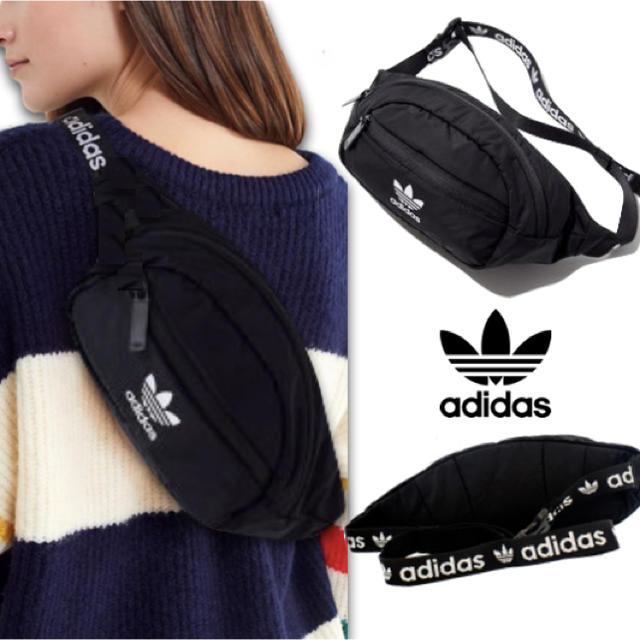 adidas(アディダス)の海外限定★ adidas ウエストポーチ ショルダーバッグ アディダス メンズのバッグ(ショルダーバッグ)の商品写真