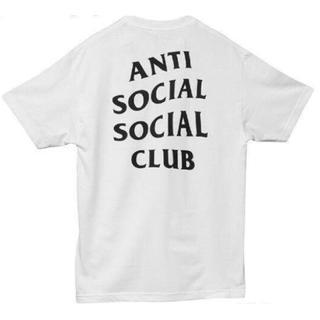 アンチ(ANTI)のASSC LOGO TEE   color:ホワイト(Tシャツ/カットソー(半袖/袖なし))