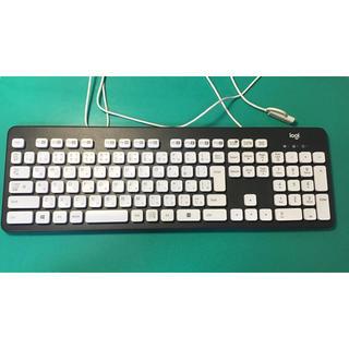 有線 キーボード/Logicool Washable Keyboard K310