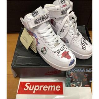 Supreme - Supreme NIKE NBA AIR FORCE 1 26.5cm