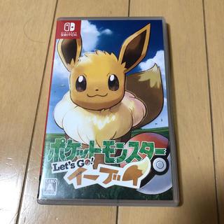 Nintendo Switch - ポケットモンスター レッツゴー イーブン