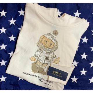 ポロラルフローレン(POLO RALPH LAUREN)の★POLO BEAR ★ラルフローレンポロベアパーカー6/120(Tシャツ/カットソー)