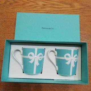ティファニー(Tiffany & Co.)のティファニー ペアカップ(グラス/カップ)
