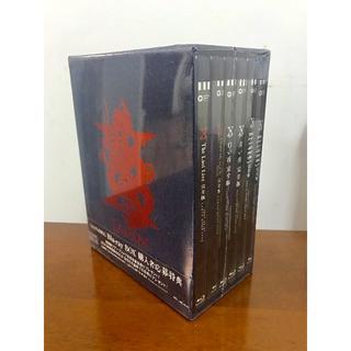 X JAPAN Blu-ray [完全生産限定] 6BD 輸入盤