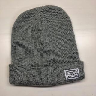 セシルマクビー(CECIL McBEE)のPopteen 付録 CECIL Mc BEE ニット帽(ニット帽/ビーニー)