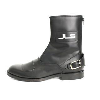 ジョンローレンスサリバン(JOHN LAWRENCE SULLIVAN)のジョンローレンスサリバン 18SS ブーツ ブラック 黒 試着のみ未使用(ブーツ)