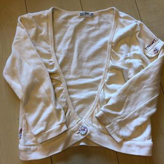 ラグマート(RAG MART)の100cm☆ラグマートンカーディガン(Tシャツ/カットソー)