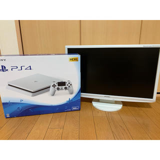 PlayStation4 - ps4本体モニター&フリークセット