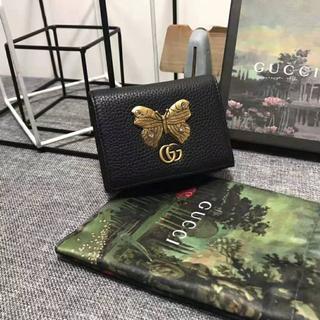 Gucci - 人気 GUCCI 二つ折り財布