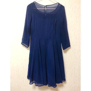 アミウ(AMIW)のドレス(ミニドレス)