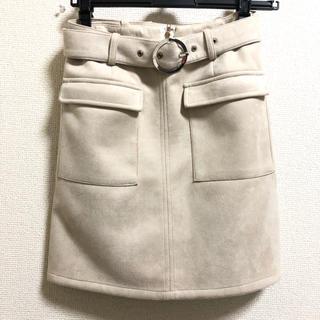 EVRIS - フロントポケットミニスカート
