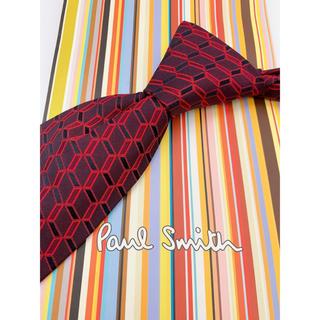 ポールスミス(Paul Smith)のPaul Smith ポールスミス 高級ネクタイ 紳士 メンズ(ネクタイ)