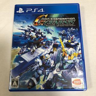 PlayStation4 - SDガンダム ジージェネレーション ジェネシス PS4版