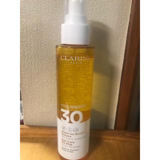 クラランス(CLARINS)のCLARINS サンケア オイルミスト(その他)
