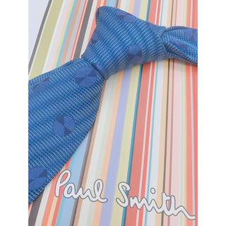 ポールスミス(Paul Smith)のPaul Smith ポールスミス 幾何学模様 高級ネクタイ 紳士 メンズ 花柄(ネクタイ)