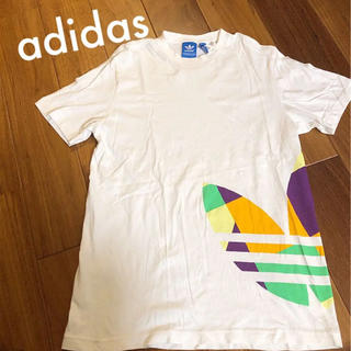 アディダス(adidas)のadidasTシャツ/(Tシャツ(半袖/袖なし))