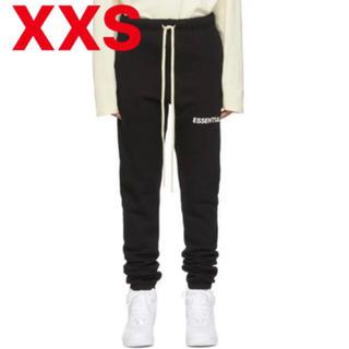 FEAR OF GOD - XXS【最安値】ESSENTIALS GRAPHIC SWEAT PANTS