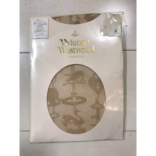 Vivienne Westwood(ヴィヴィアンウエストウッド)のヴィヴィアン ストッキング レディースのレッグウェア(タイツ/ストッキング)の商品写真