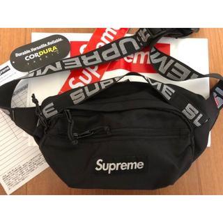 シュプリーム(Supreme)のsupreme Waist Bag 18ss(ウエストポーチ)