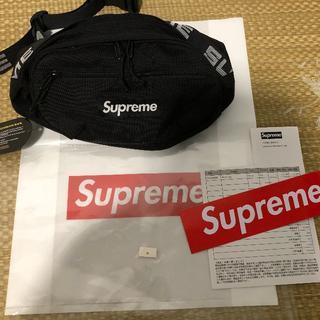 シュプリーム(Supreme)のSupreme waist bag ウエストバッグ 18SS(ウエストポーチ)