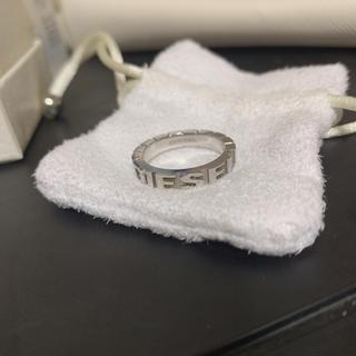 ディーゼル(DIESEL)の DIESEL 指輪 9〜10号(リング(指輪))
