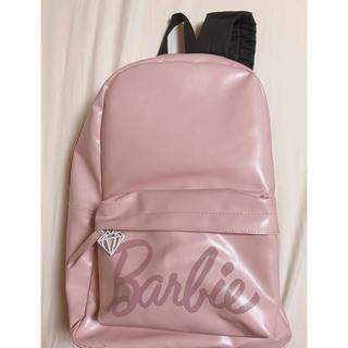 Barbie - Barbie バービー ピンク 合皮 リュック