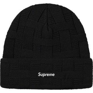 Supreme - 【定価販売】Supreme Basket Weave Beanie