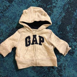 babyGAP - クマ耳パーカー