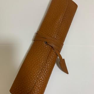 土屋鞄製造所 - 土屋鞄ロールペンケース   ブラウン