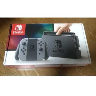 Nintendo Switch - ニンテンドー スイッチ Nintendo Switch グレー