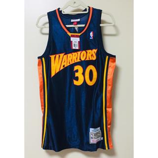 MITCHELL & NESS - mitchell & ness NBA タンクトップ Warriors 30