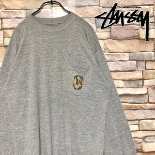 ステューシー(STUSSY)の♕♛✨STUSSY ロンT✨♛♕(Tシャツ/カットソー(七分/長袖))