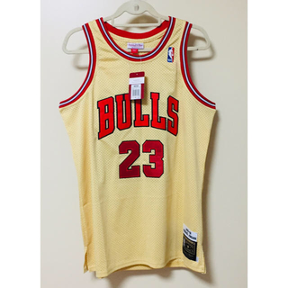 ミッチェルアンドネス(MITCHELL & NESS)のmitchell & ness NBA タンクトップ BULLS JORDAN (タンクトップ)