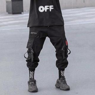 OFF-WHITE - BLACKTAILOR C16 カーゴパンツ